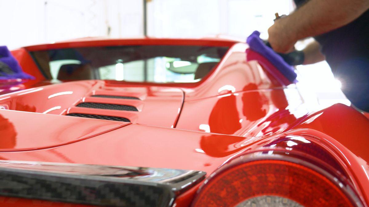 Custom Auto Paint Shop